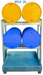 Picture of Dual Drum Racking (4 Drums)