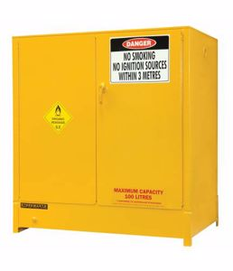 Picture of Oxidising Agents Storage 350Litre