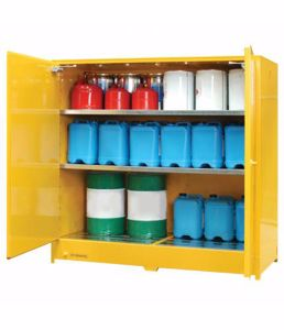 Picture of Flammable Cabinet Storage (650L)