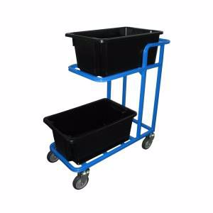 Picture of 2 Tier Tub Trolley 420mm x 950mm Brisbane