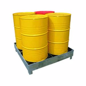 Picture of Drum Spill Containment Stand (4 Drums)