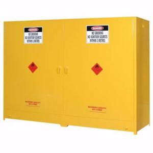 Picture of Flammable Goods Storage 850 Litre Double Door